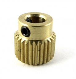 EXTRUDER DRIVE GEAR - 26 TOOTH