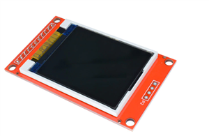 1.8 Inch TFT LCD Display & SD Card Module
