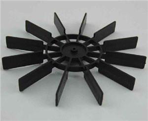 Toy Boat Propeller (K410P B, 7cm Diameter, 2.0MM Hole)