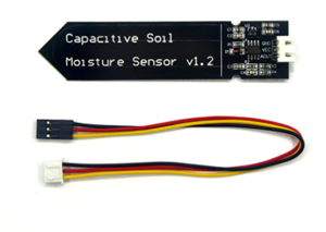 Analog Capacitive Soil Moisture Sensor