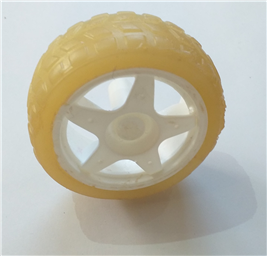 Leobot RC Car Wheel