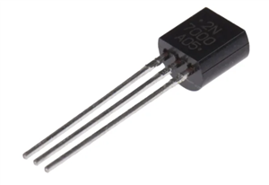 2N7000G N-CHANNEL MOSFET - (200MA, 60V)