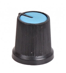 Potentiometer Knob  (10mm Outer Diameter; 5mm Inner Diameter)