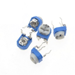Carbon Film Horizontal Trimpot Potentiometer 503(50K ohm)