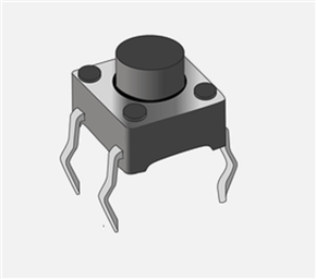Tactile Push Button Switch 6X6X12