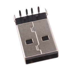 USB-A Board Mount Connector (Male)