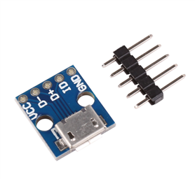 MICRO USB-B POWER SWITCH MODULE
