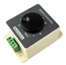 High-Power Pulse Width Modulator PWM Waterproof DC Motor Speed Controller (10-60V 20A)