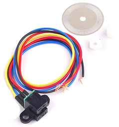Laser Photoelectric Speed Sensor with Encoder (5V)