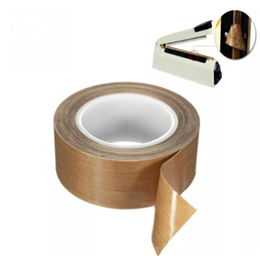PTFE High Temperature Heat-Resistant Adhesive Tape Roll (10Mx40mm)