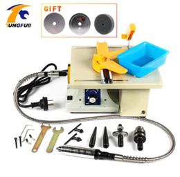 Tungfull Mini Desktop Grinding Multi-function Machine (Carving, Polishing, Engraving, Drilling)