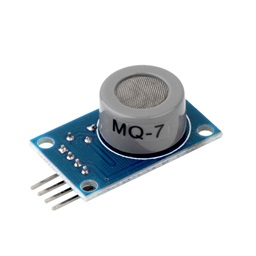 MQ-7 Carbon Monoxide (CO) Gas Sensor Module