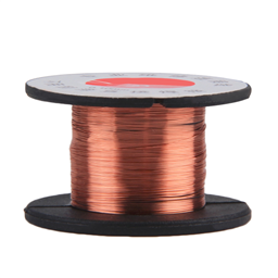 Thin Enamelled Copper Wire Fly Line Reel (15 Meters, 0.1mm Diameter)