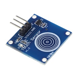 Capacitive Touch Switch Sensor Module (TTP223B)