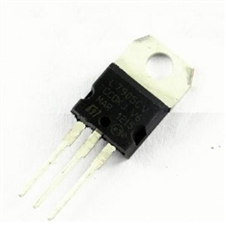 L7905CV TO-220 ( 5V Voltage Regulator)