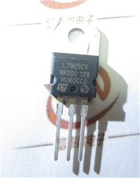 L7906CV (TO-220 6V Voltage Regulator)